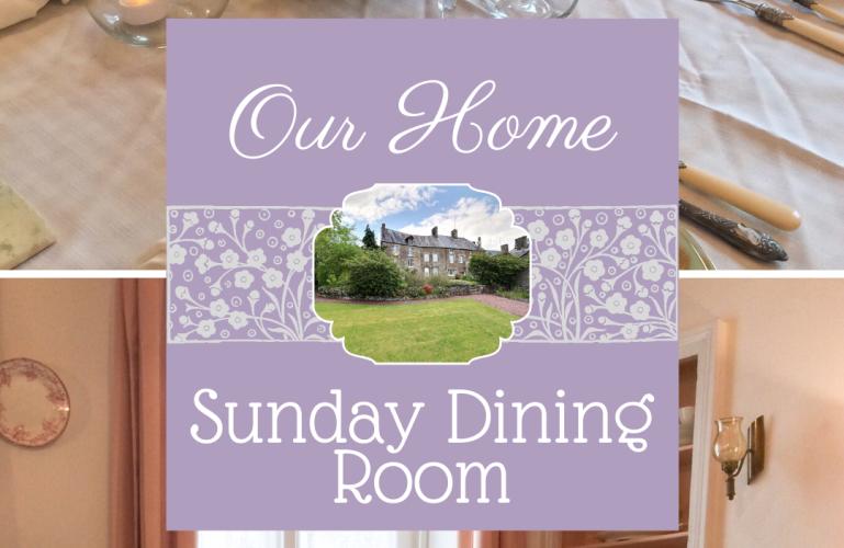 Sunday Dining Room