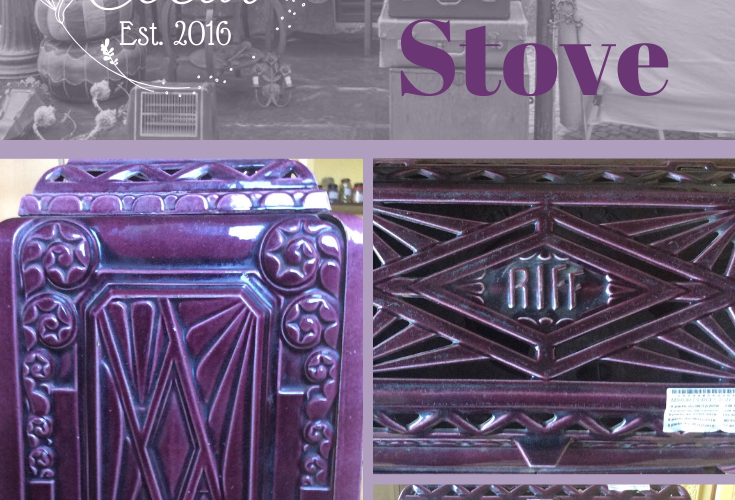 Art Deco Stove