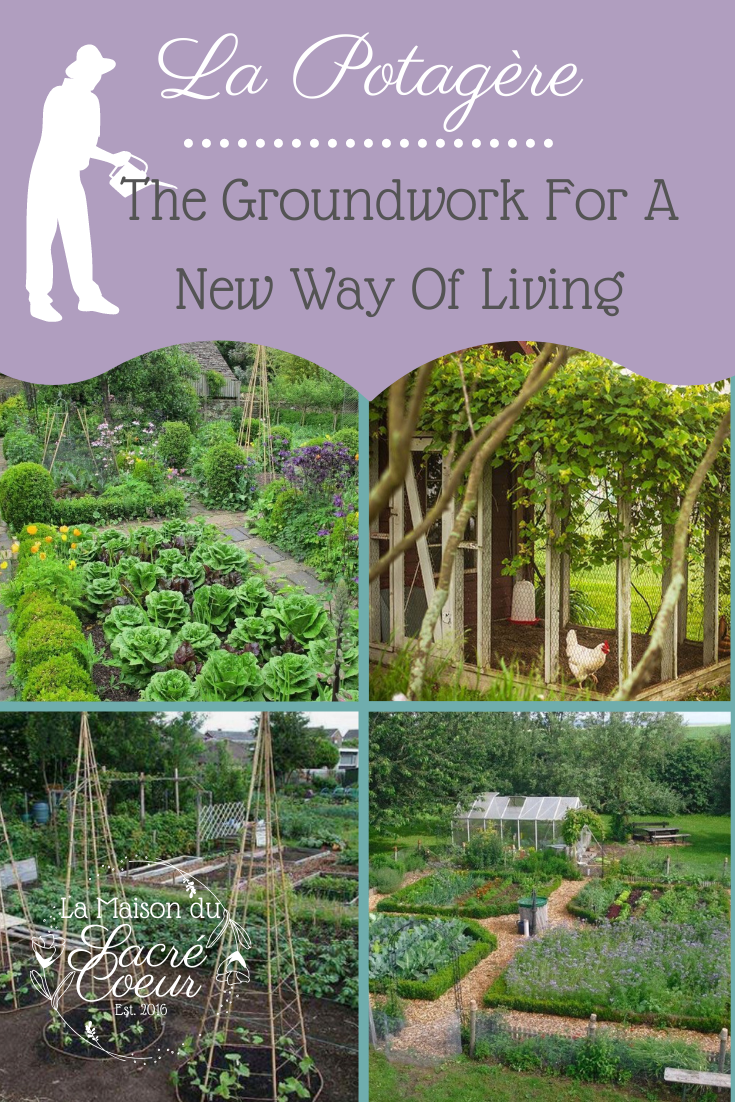 The Groundwork For A New Way of Living