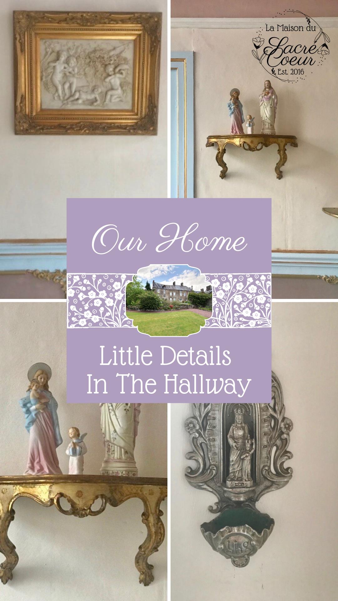 Little Details in the Hallway