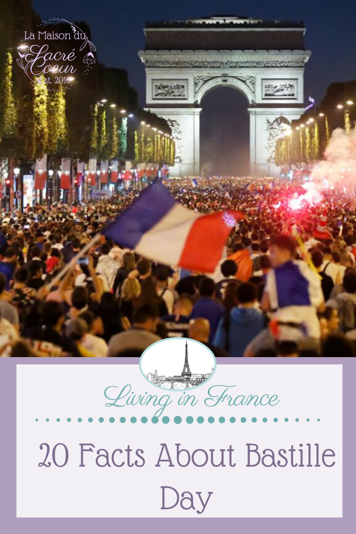 20 Facts About Bastille Day